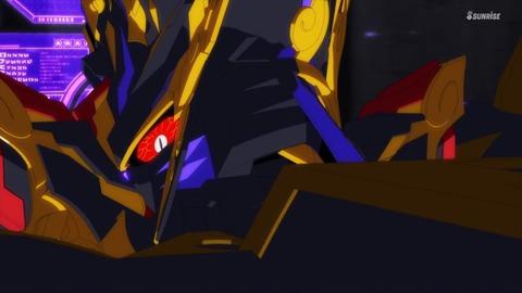 SDガンダムワールドヒーローズ 第24話 最終回 感想 447