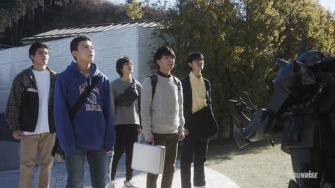 ガンダムビルドリアル 第2話 感想 ネタバレ 384