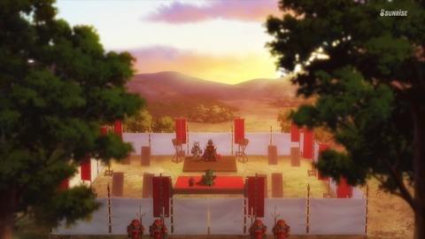 SDガンダムワールドヒーローズ 第8話 感想 ネタバレ 088