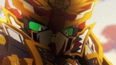 SDガンダムワールドヒーローズ 第6話 感想 ネタバレ 509