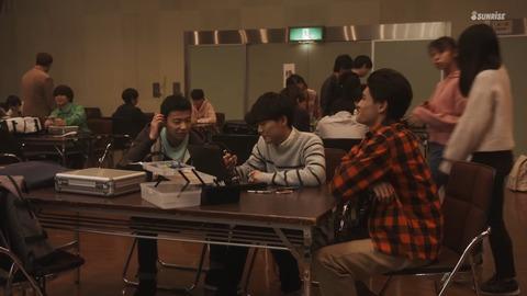 ガンダムビルドリアル 第1話 感想 ネタバレ 393