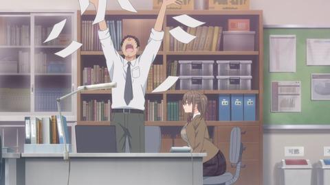 """『月曜日のたわわ2 第2話 感想』""""三年越しの二段構え""""前髪ちゃん!!"""