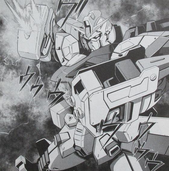 機動戦士ガンダムF90FF 2巻 感想 00029