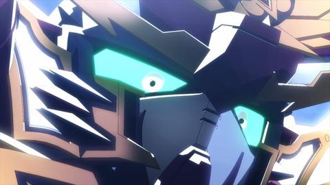 SDガンダムワールドヒーローズ 第7話 感想 ネタバレ 058