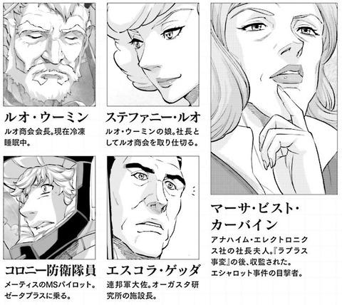 機動戦士ガンダムNT 5巻 感想 01