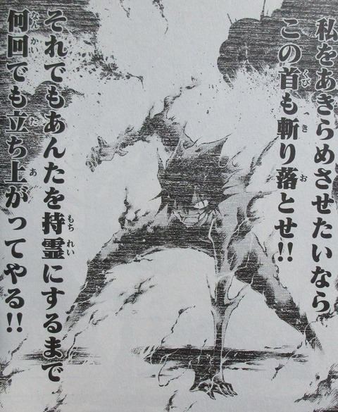 SHAMAN KING レッドクリムゾン 2巻 感想 00082