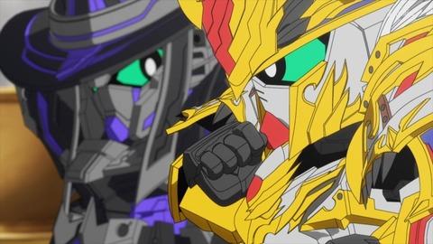 SDガンダムワールドヒーローズ 第17話 感想 70