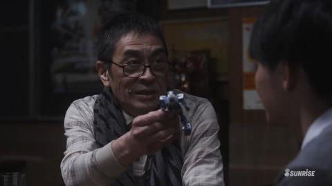 ガンダムビルドリアル 第5話 感想 538
