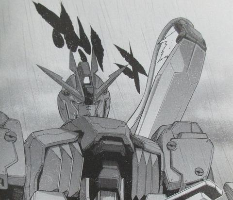 機動戦士ガンダムNT 5巻 感想 37