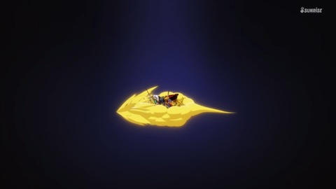 SDガンダムワールドヒーローズ 第24話 最終回 感想 471