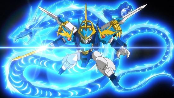 魔神英雄伝ワタル 七魂の龍神丸 第3話 感想 00203