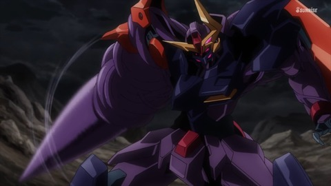 ガンダムビルドダイバーズReRISE 第22話 感想 00836