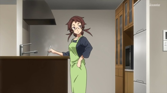 ガンダムビルドダイバーズReRISE 第10話 感想 00247