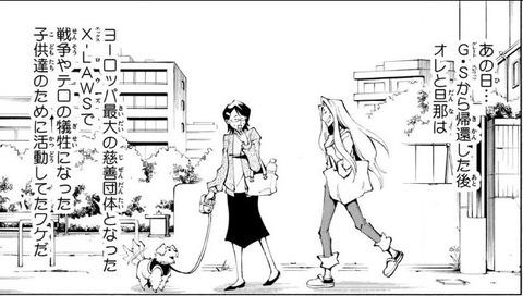シャーマンキング マルコス 1巻 感想 00010