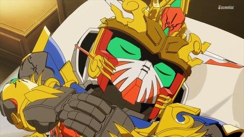 SDガンダムワールドヒーローズ 第6話 感想 ネタバレ 1014