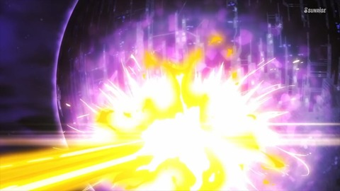SDガンダムワールドヒーローズ 第24話 最終回 感想 544