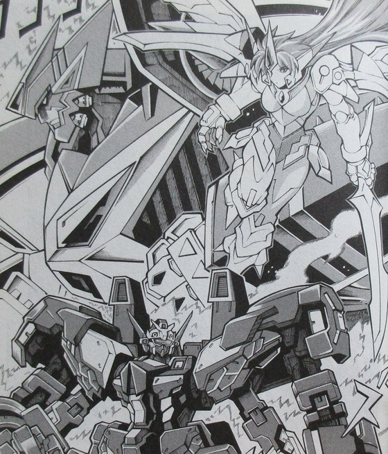 スーパーロボット大戦OG RoA BAD BEAT BUNKER 6巻 感想 00048