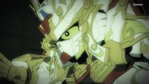 SDガンダムワールドヒーローズ 第23話 感想 253