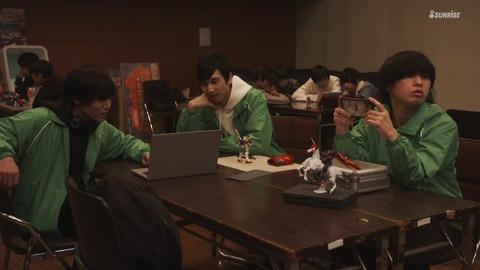 ガンダムビルドリアル 第1話 感想 ネタバレ 445