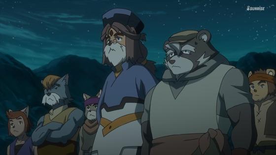 ガンダムビルドダイバーズReRISE 第10話 感想 00533