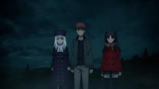 Fate stay night HF 第2章 感想 02056