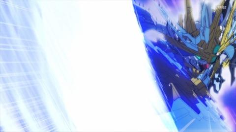 SDガンダムワールドヒーローズ 第12話 感想 723