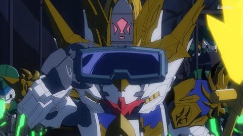 SDガンダムワールドヒーローズ 第15話 感想 299