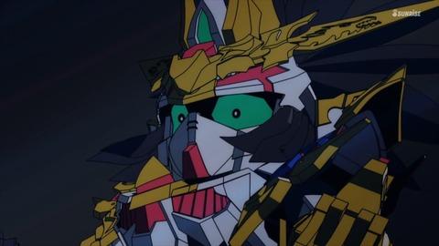 SDガンダムワールドヒーローズ 第22話 感想 202