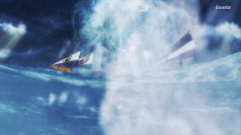 SDガンダムワールドヒーローズ 第2話 感想 ネタバレ 842