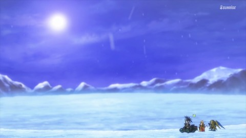 SDガンダムワールドヒーローズ 第12話 感想 69
