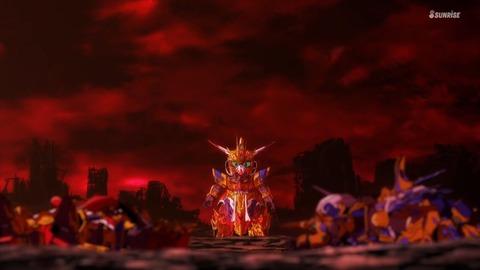 SDガンダムワールドヒーローズ 第22話 感想