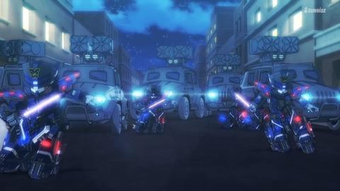 SDガンダムワールドヒーローズ 第11話 感想 0622