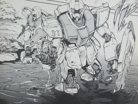 機動戦士ガンダム戦記 Lost War Chronicles 1巻 感想 18