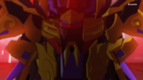 SDガンダムワールドヒーローズ 第12話 感想
