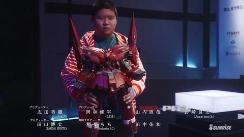 ガンダムビルドリアル 第5話 感想 874