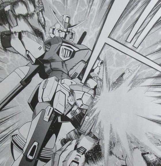 機動戦士ガンダムF90FF 2巻 感想 00019
