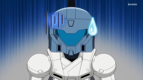 SDガンダムワールドヒーローズ 第6話 感想 ネタバレ 154