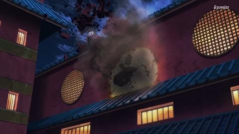 SDガンダムワールドヒーローズ 第2話 感想 ネタバレ 429