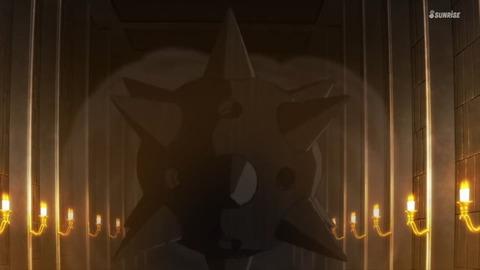 SDガンダムワールドヒーローズ 第5話 感想 ネタバレ 117