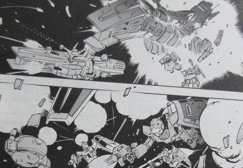 機動戦士ガンダムF91 プリクエル 2巻 感想 ネタバレ 53