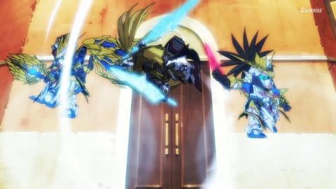 SDガンダムワールドヒーローズ 第11話 感想 0606