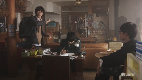 ガンダムビルドリアル 第5話 感想 143