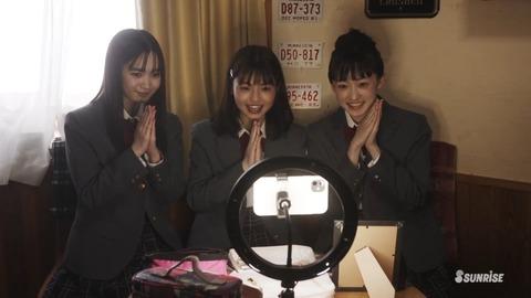 ガンダムビルドリアル 第2話 感想 ネタバレ 114