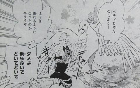 魔女の下僕と魔王のツノ 14巻 感想 ネタバレ 42
