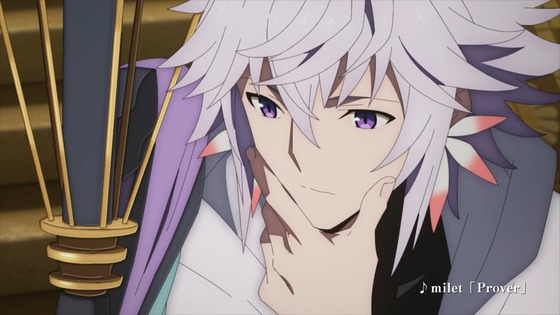 Fate Grand Order Ep7 絶対魔獣戦線バビロニア 総集編2 感想 01179