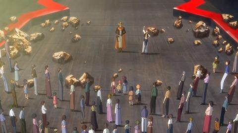 バック・アロウ 第3話 感想 0601