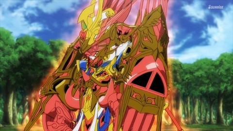 SDガンダムワールドヒーローズ 第8話 感想 ネタバレ 616