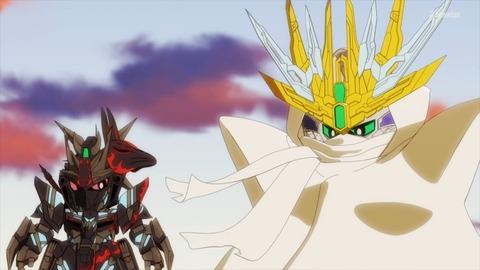 SDガンダムワールドヒーローズ 第6話 感想 ネタバレ 501