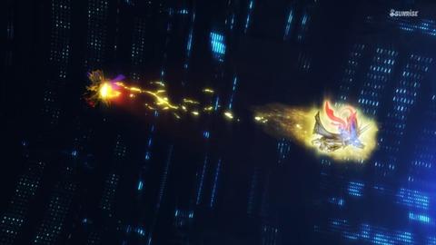 SDガンダムワールドヒーローズ 第24話 最終回 感想 637