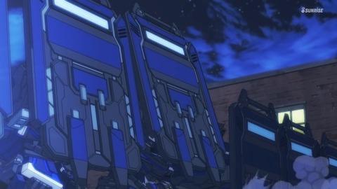 SDガンダムワールドヒーローズ 第11話 感想 0538
